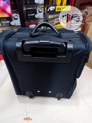 Makeup Trolley Bag  Black    Tools & Accessories for sale in Lagos State, Amuwo-Odofin
