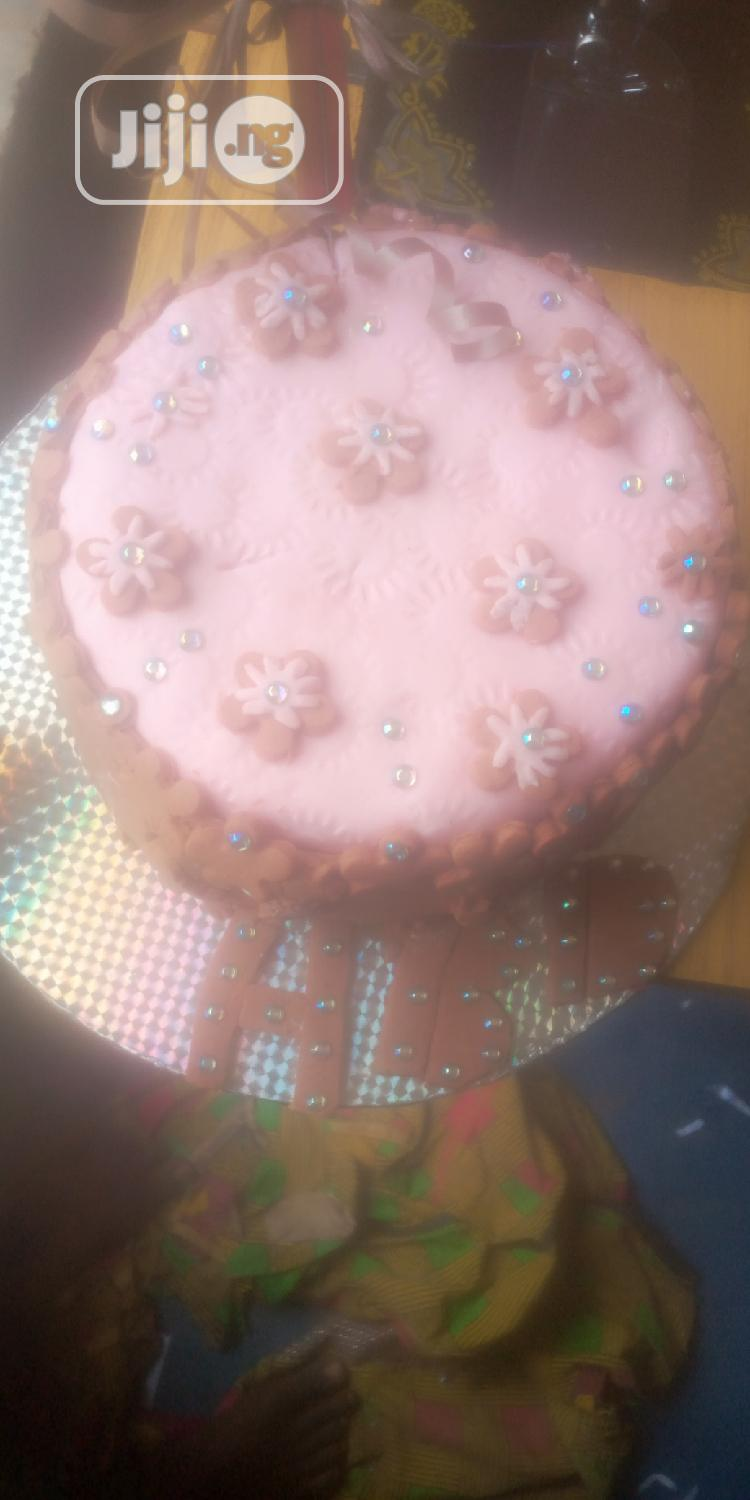 Birthday Cake 2 | Party, Catering & Event Services for sale in Akinyele, Oyo State, Nigeria