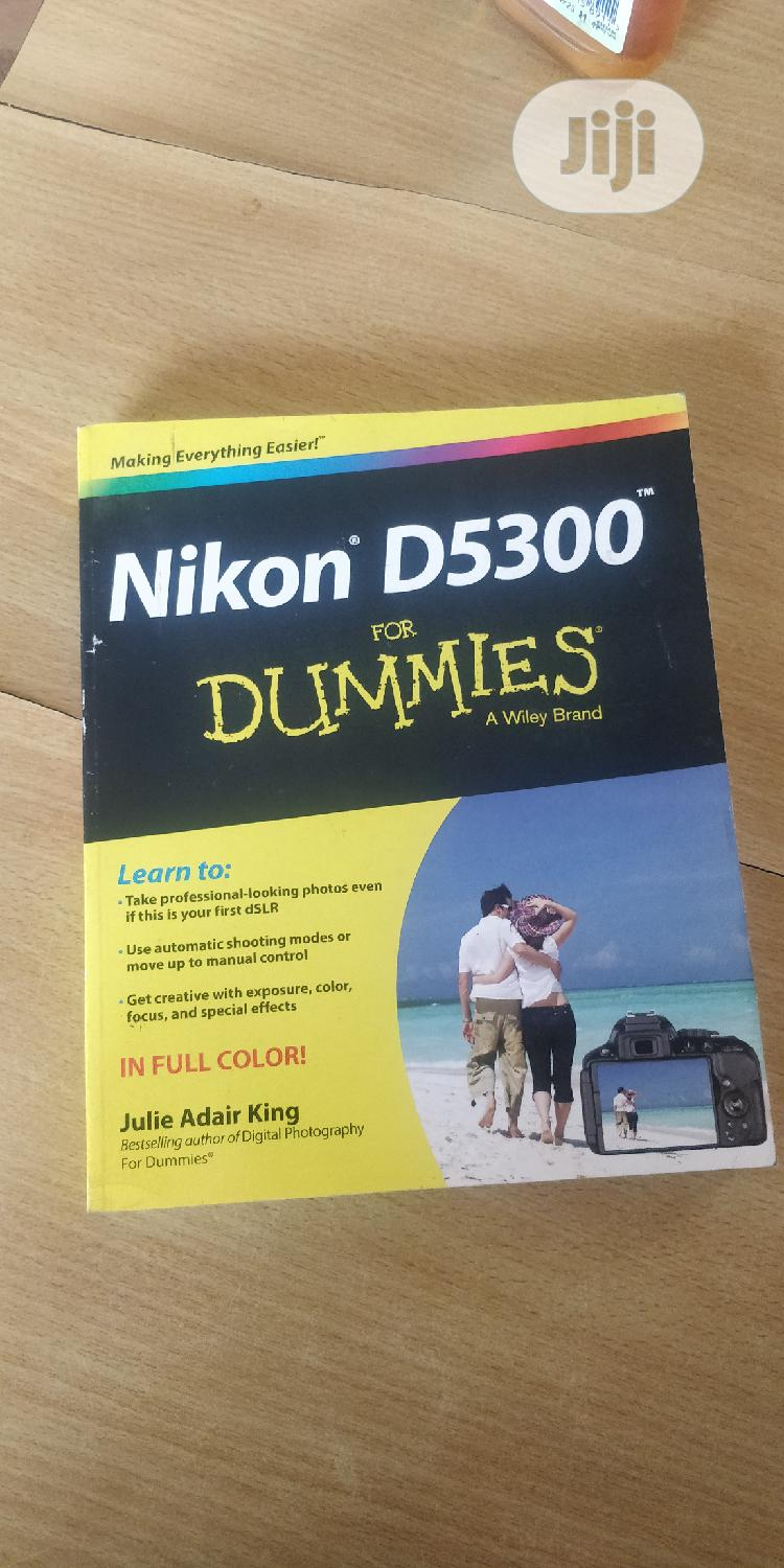 Archive: Nikon D5300 For Dummies