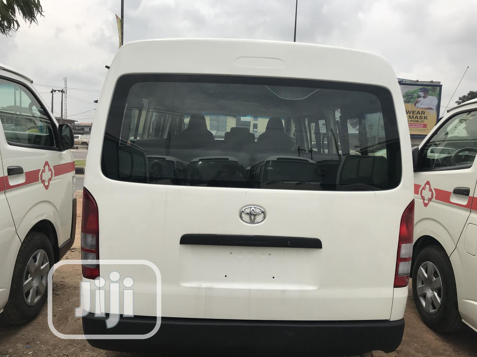 Toyota Hiace 2013 | Buses & Microbuses for sale in Maryland, Lagos State, Nigeria