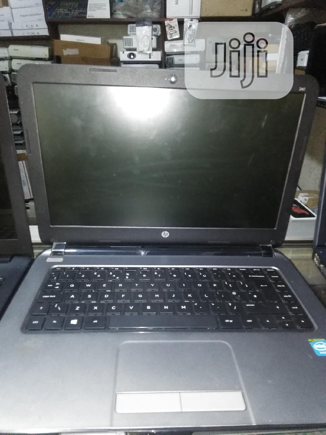 Laptop HP EliteBook 8540W 8GB Intel Core I7 HDD 500GB | Laptops & Computers for sale in Ikeja, Lagos State, Nigeria