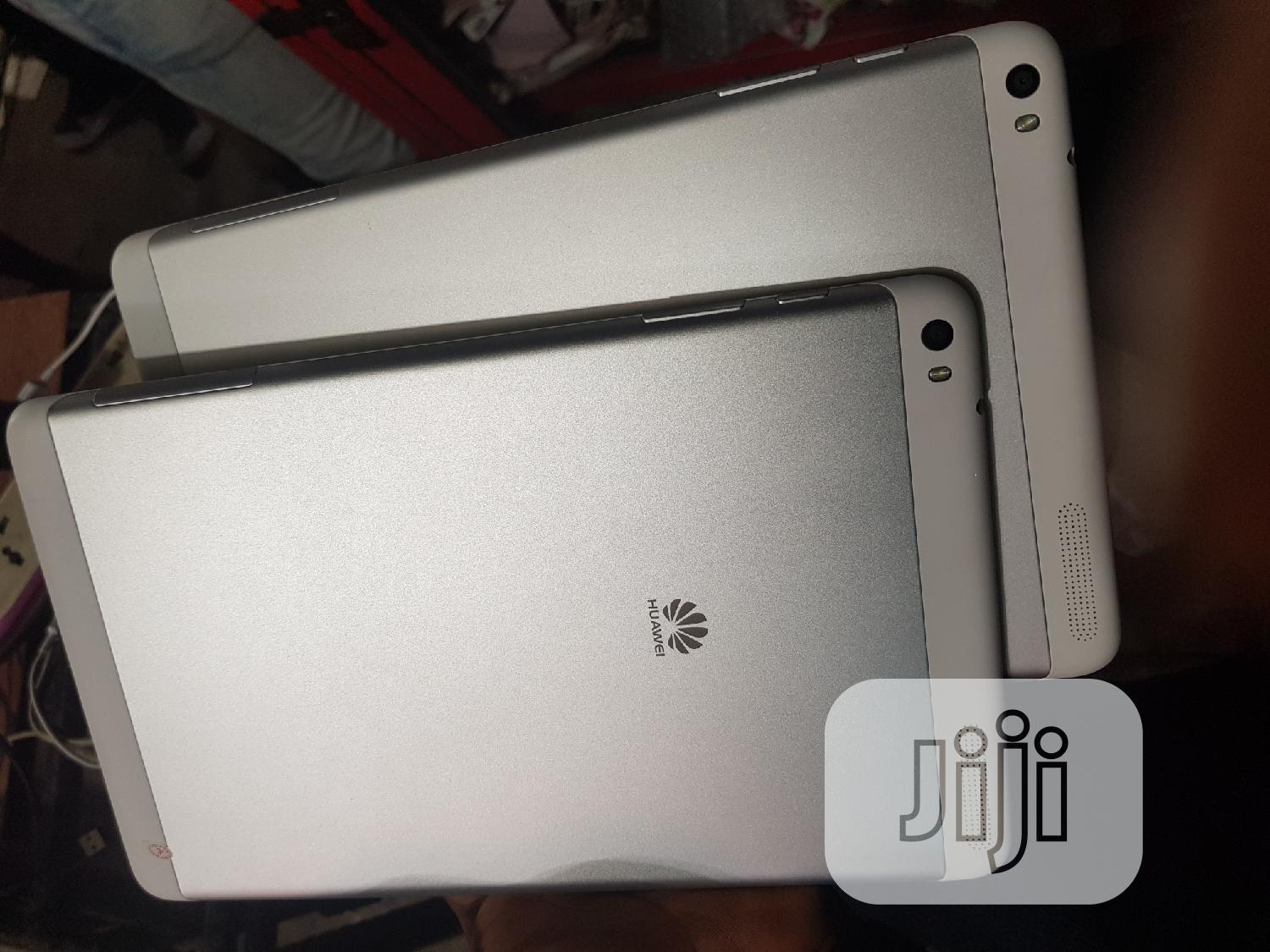 Huawei MediaPad T1 10 16 GB White | Tablets for sale in Ikeja, Lagos State, Nigeria