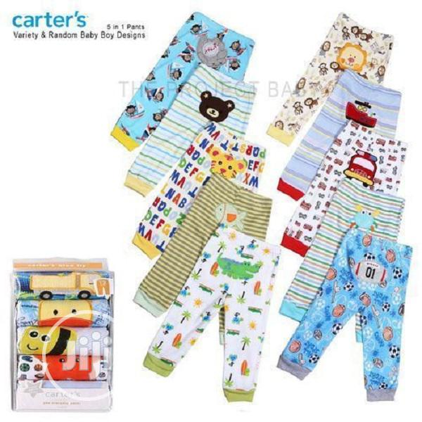 Carter's Baby Boys' 5 Pieces Pull On Trouser Pant | Children's Clothing for sale in Isolo, Lagos State, Nigeria
