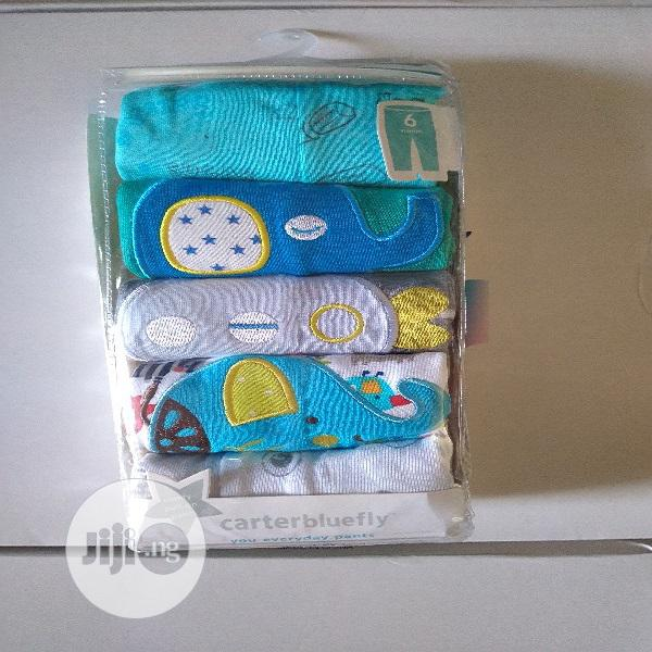 Carter's Baby Boys' 5 Pieces Pull On Trouser Pant