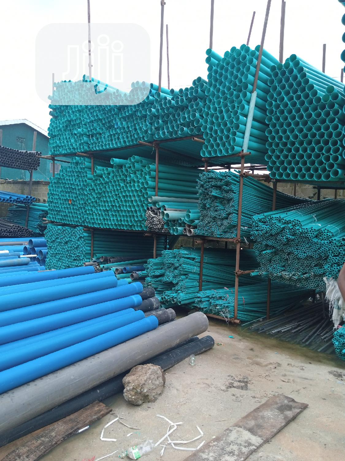 PVC Plumbing Pipe | Building & Trades Services for sale in Orile, Lagos State, Nigeria