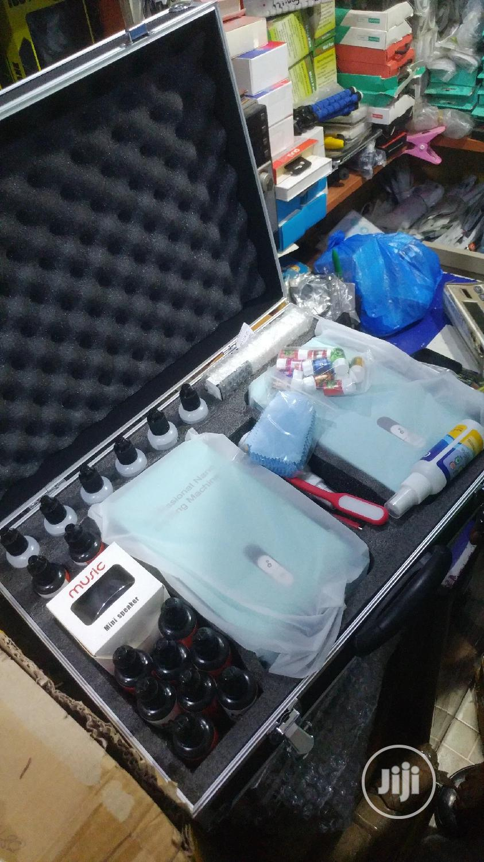 Uv Sterilizer Phone Screen Protector Nano Coating Machine