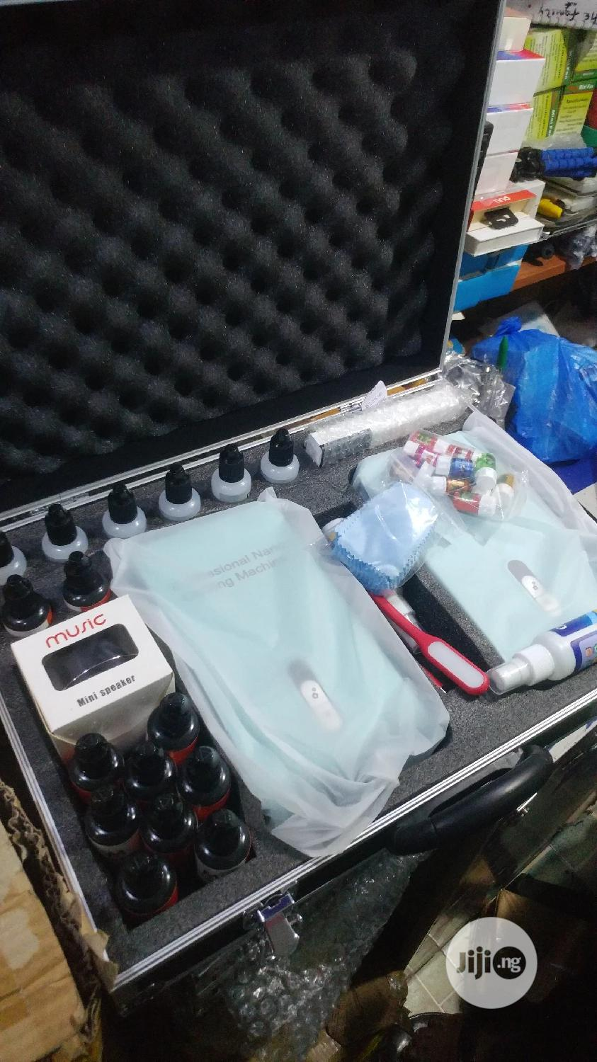 Uv Sterilizer Phone Screen Protector Nano Coating Machine | Accessories for Mobile Phones & Tablets for sale in Ikeja, Lagos State, Nigeria