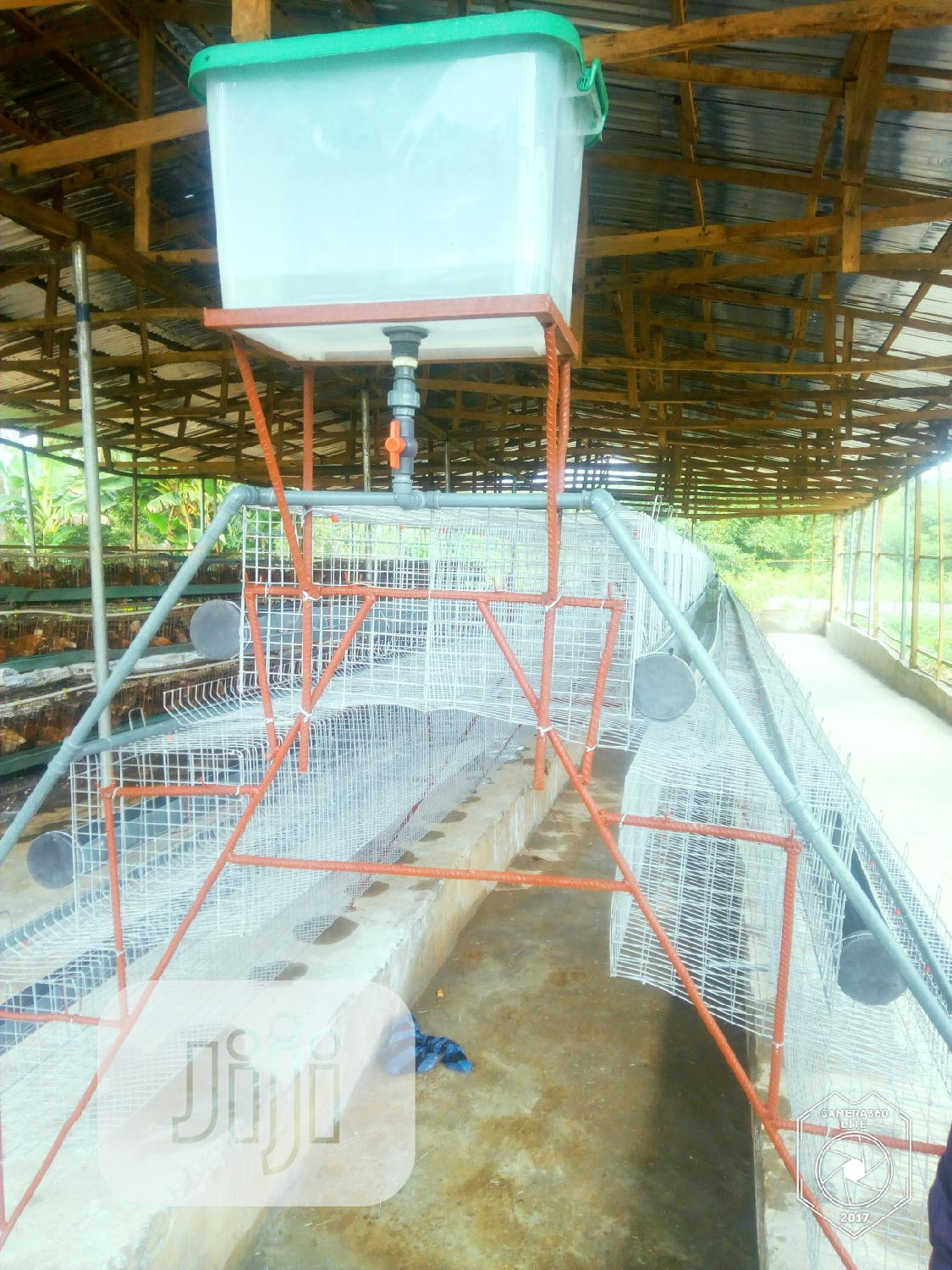 Battery Cage For Birds | Farm Machinery & Equipment for sale in Ikorodu, Lagos State, Nigeria