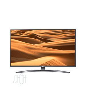 LG 65 Inch Uhd 4K Smart Satellite TV + Magic Remote   TV & DVD Equipment for sale in Lagos State, Ojo