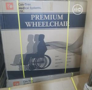 Premium Wheel Chair | Medical Supplies & Equipment for sale in Lagos State, Ojo