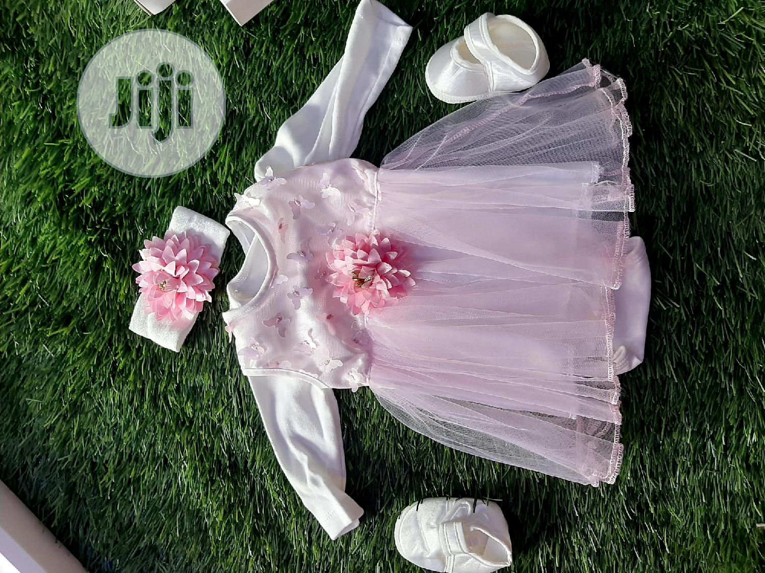 Baby Girl Christening Wear | Children's Clothing for sale in Ajah, Lagos State, Nigeria