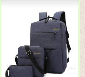 Universal 3in1 Waterproof Backpack With Usb Port   Bags for sale in Oyo State, Ido