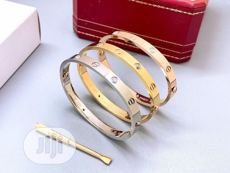 Cartier Bangle Bracelets
