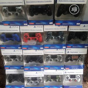 Play Station 4 Controllers | Accessories & Supplies for Electronics for sale in Oyo State, Ibadan