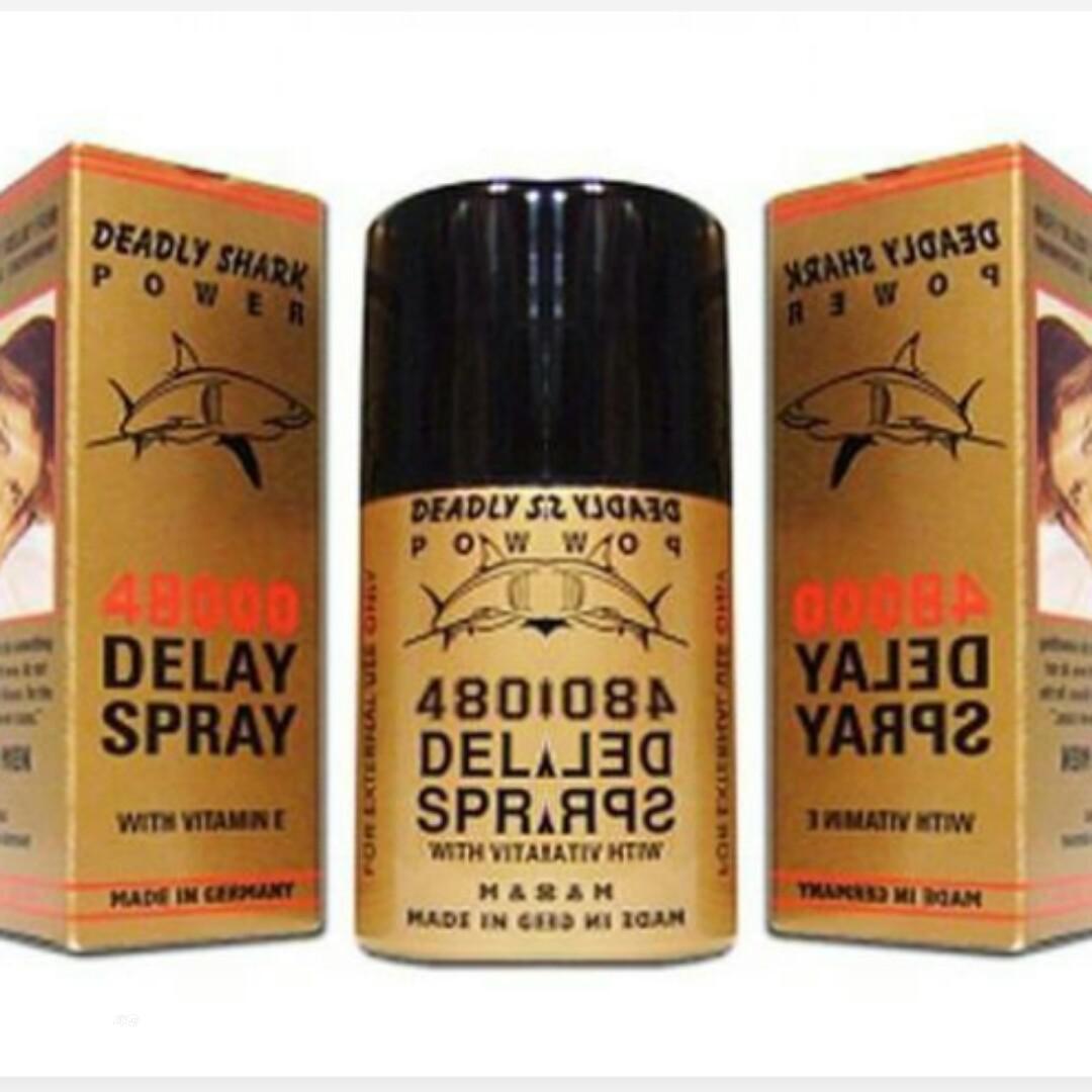 Shark Delay Spray For Men-45ml
