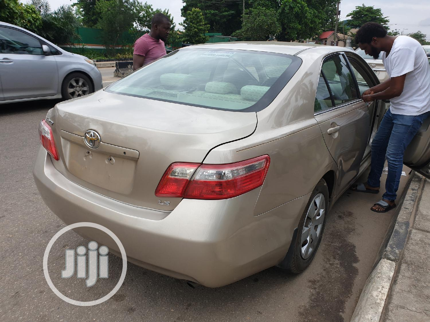 Toyota Camry 2008 2.4 LE Gold | Cars for sale in Lagos Island, Lagos State, Nigeria