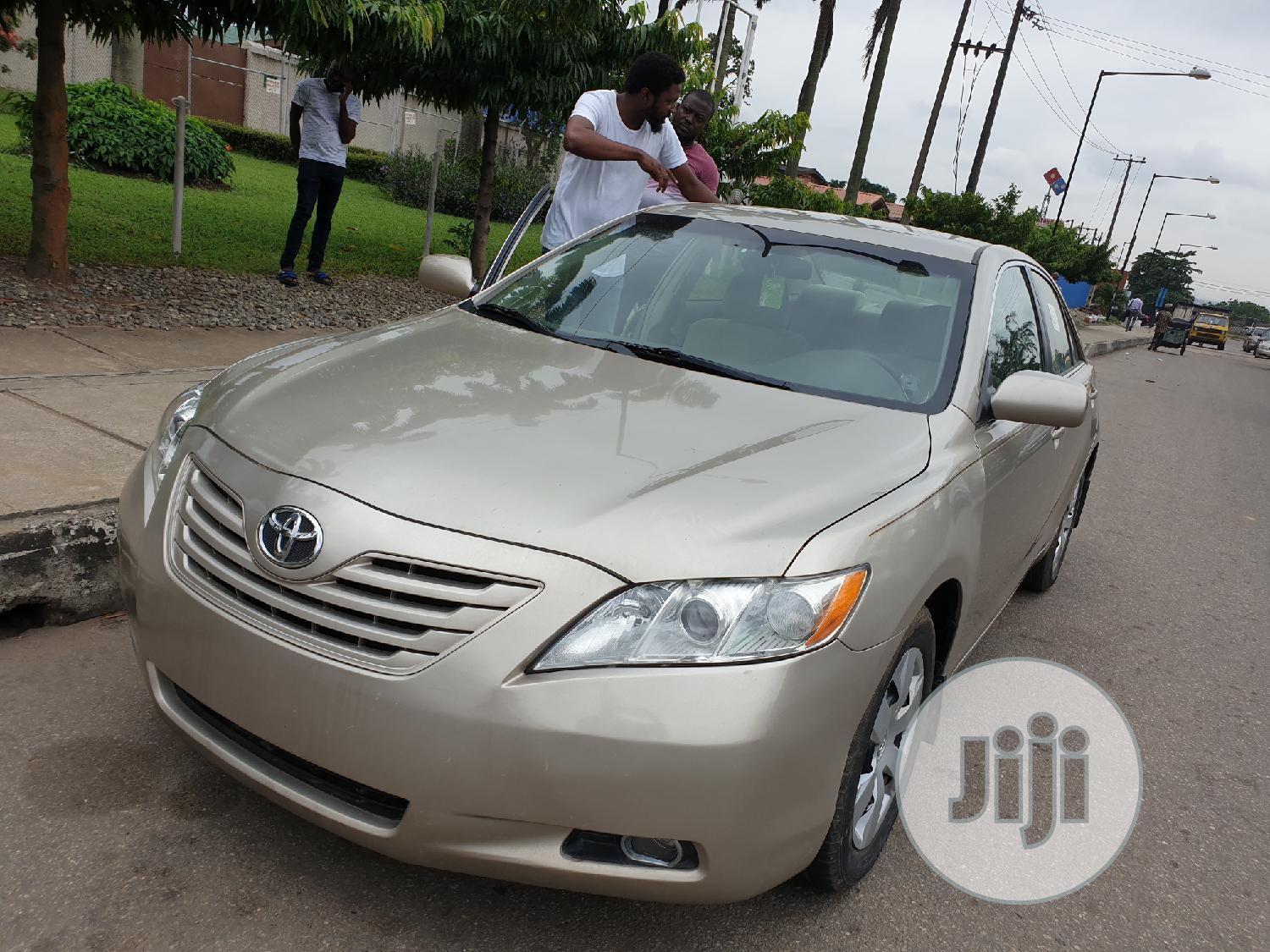 Toyota Camry 2008 2.4 LE Gold