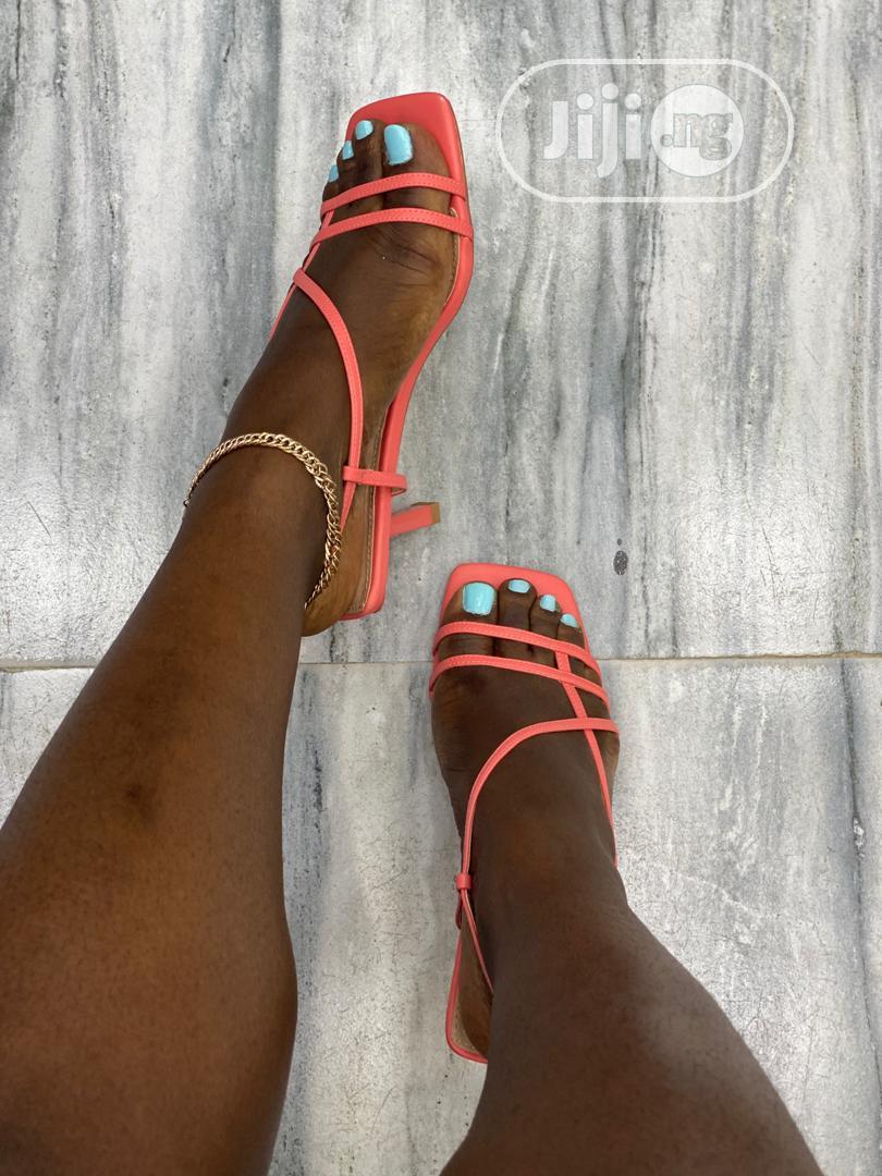 Quality Ladies Pencil Heel | Shoes for sale in Lagos Island (Eko), Lagos State, Nigeria