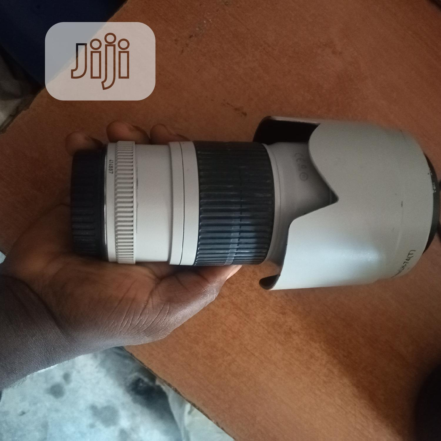 Photo Canon Lens | Accessories & Supplies for Electronics for sale in Lagos Island, Lagos State, Nigeria