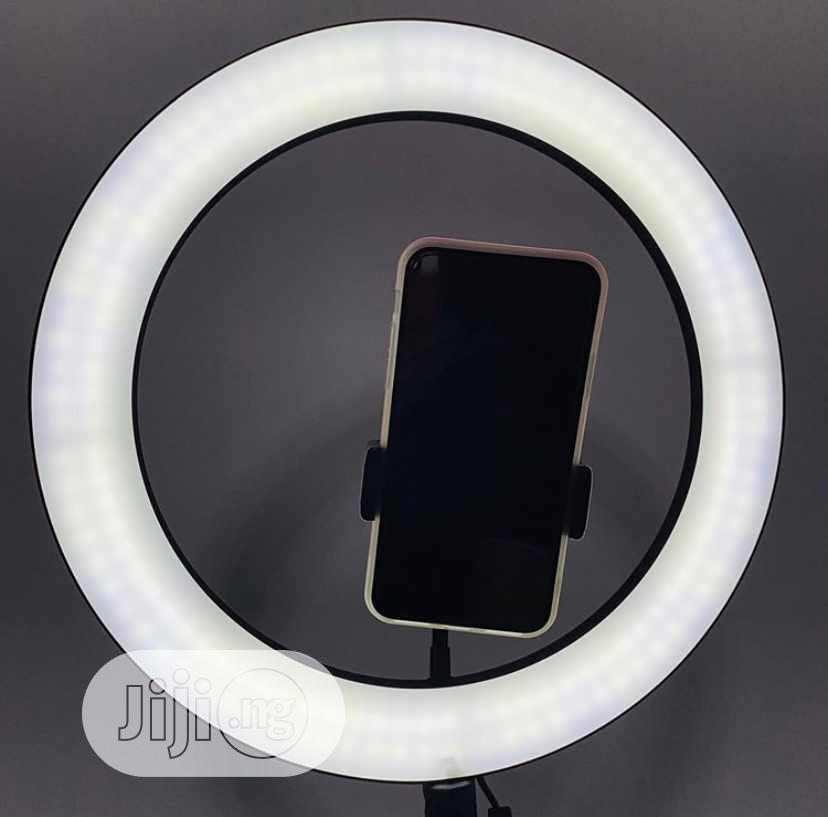 10 Inches Non Rechargeable Ring Light | Accessories & Supplies for Electronics for sale in Amuwo-Odofin, Lagos State, Nigeria