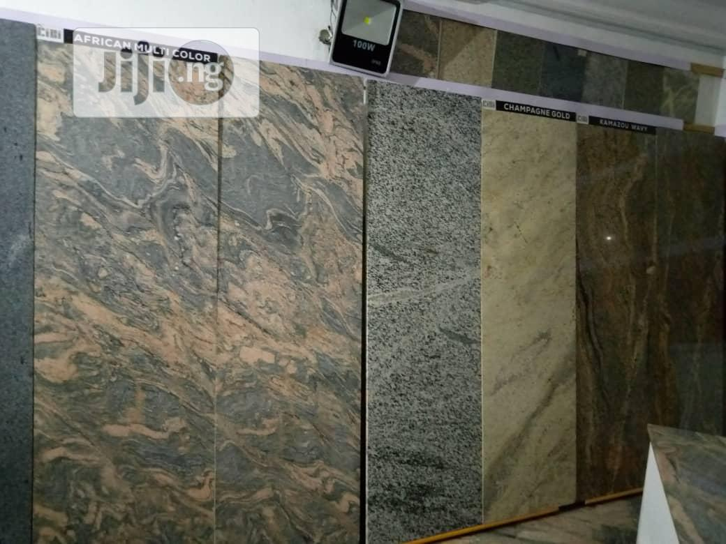 Marble And Tiles