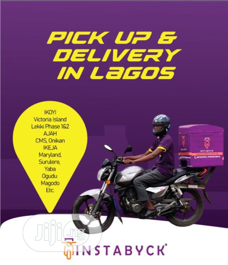 Pick Up, Delivery & Quick Errands