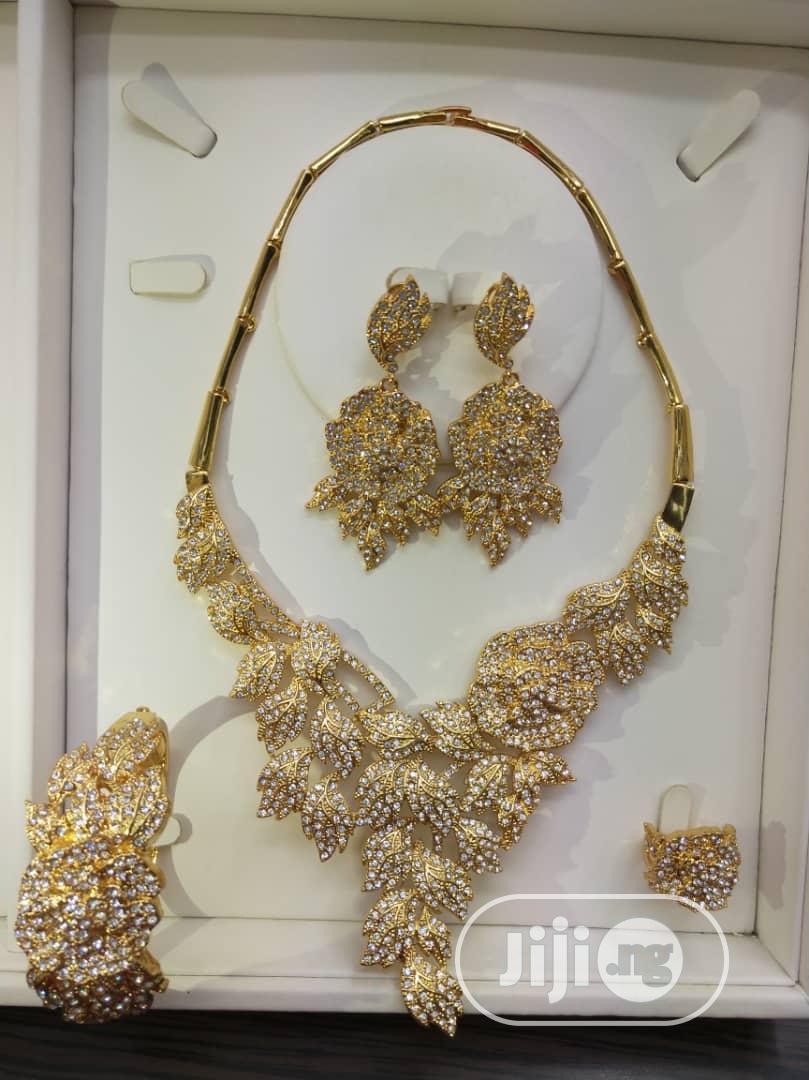 Zicornia Jewelry Sets