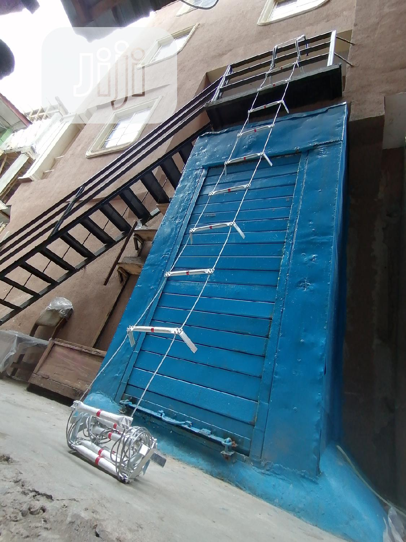🔥 Escape Ladder 24 Feet For 2nd Floor