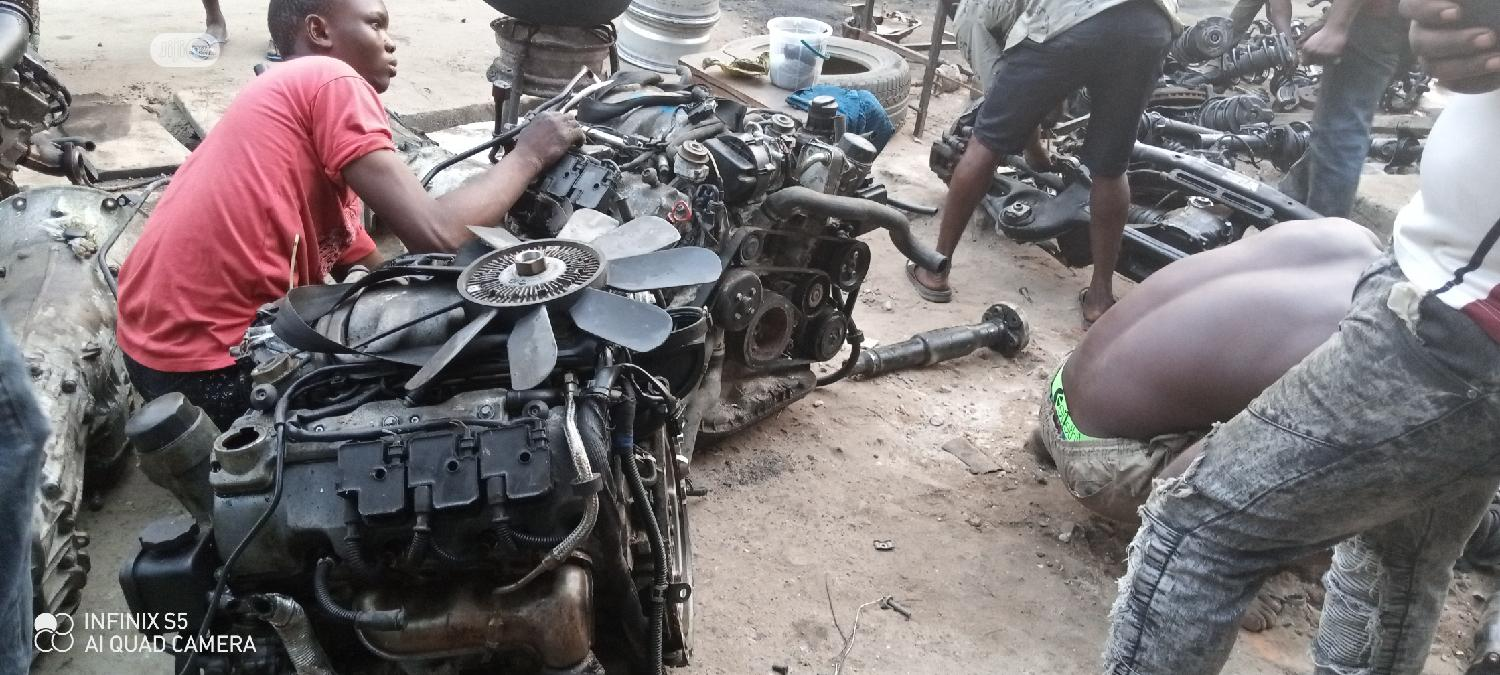 Mercedes Benz Engine | Vehicle Parts & Accessories for sale in Surulere, Lagos State, Nigeria