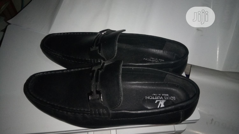 Archive: Original Louis Vuitton Shoe