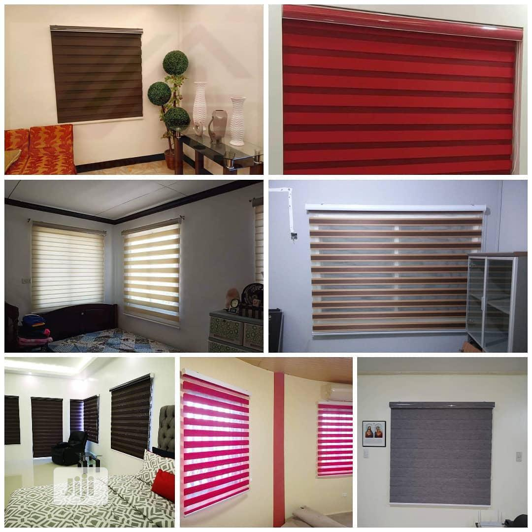 Archive: Quality And New Zebra Blinds
