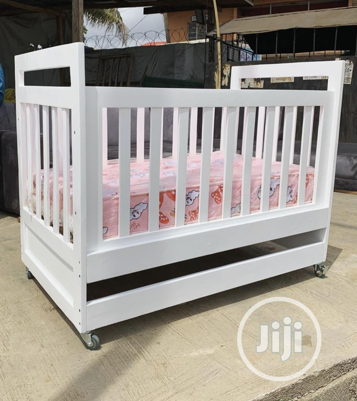 Baby Cot For Kids Nursery