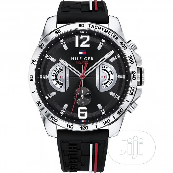 Tommy Hilfiger Watch   Watches for sale in Ilupeju, Lagos State, Nigeria