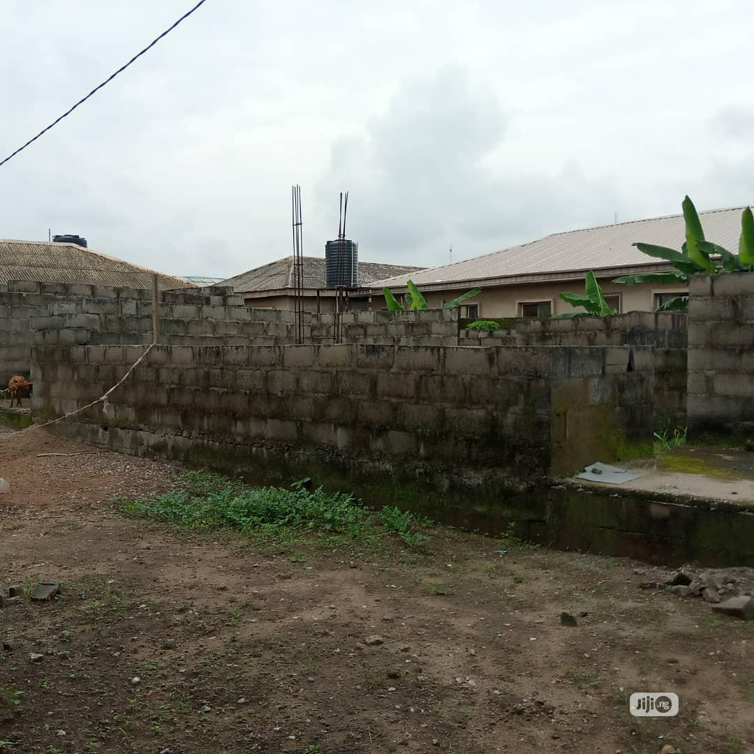 2 Bedroom Bungalow With an Uncompleted Building | Houses & Apartments For Sale for sale in Ado-Odo/Ota, Ogun State, Nigeria