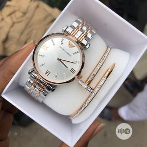 Emporio Armani Woman Watch   Watches for sale in Lagos State, Surulere