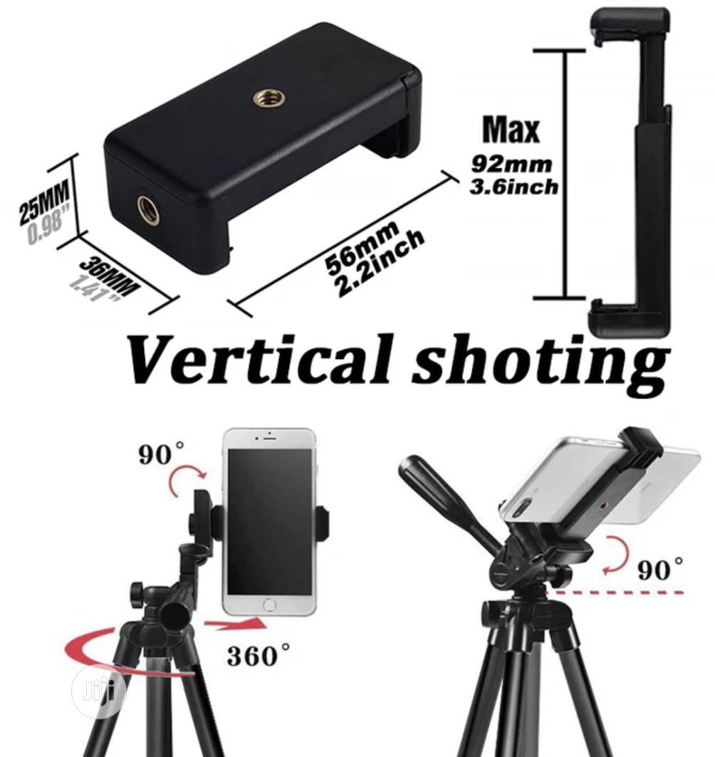 Phone Tripod Stand | Accessories & Supplies for Electronics for sale in Ojo, Lagos State, Nigeria