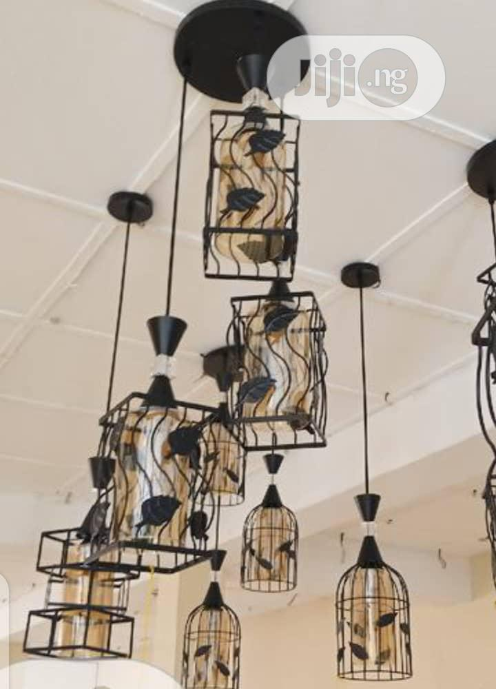 Pendant Lights For Dining And Balcony