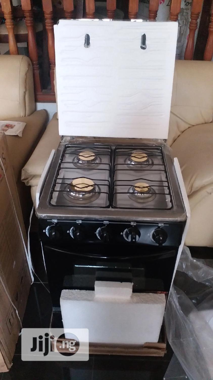 Archive: Nexus Gas Cooker