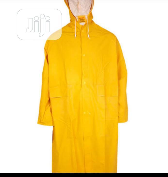 Gan Rain Coat