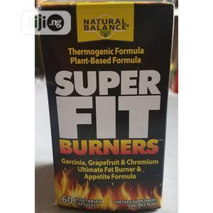 Natural Balance Super Fit Burners -Ultimate Fat Burner App   Vitamins & Supplements for sale in Lagos State, Ojo
