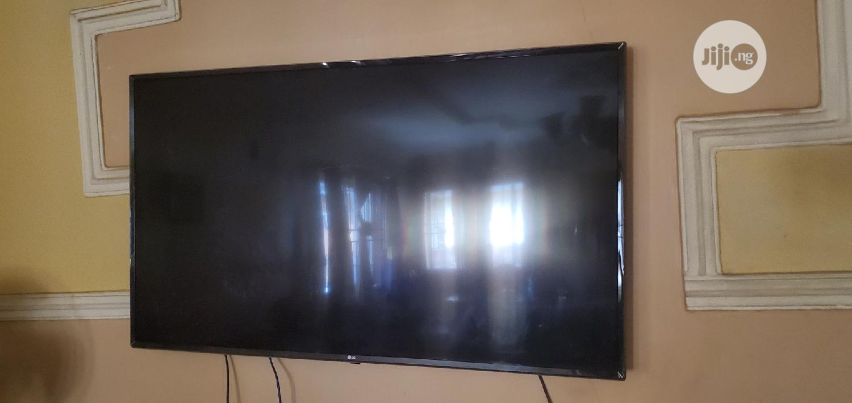 "Archive: LG 55"" Smart TV"