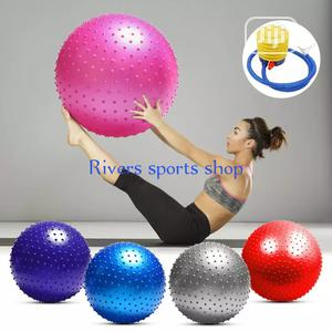Fitness Exercise Gym Ball   Sports Equipment for sale in Rivers State, Port-Harcourt