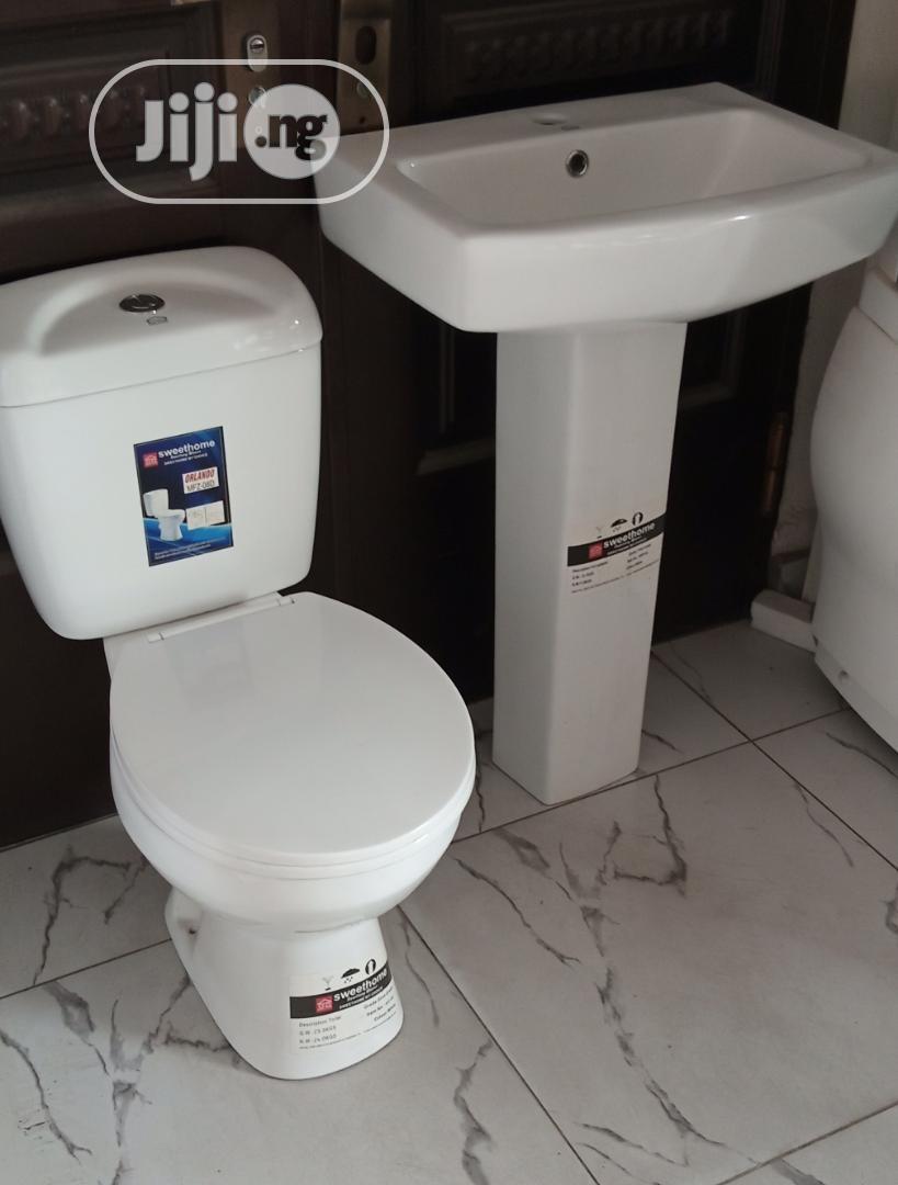 Sweethome WC   Plumbing & Water Supply for sale in Orile, Lagos State, Nigeria