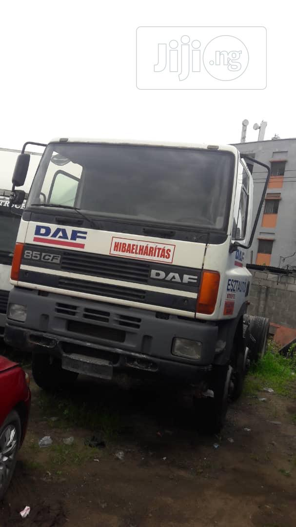 Foreign Used Daf Truck 95xf Tractor Head   Heavy Equipment for sale in Isolo, Lagos State, Nigeria
