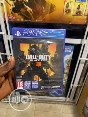 Call of Duty Black Ops 4 | Video Games for sale in Lagos State, Ikeja