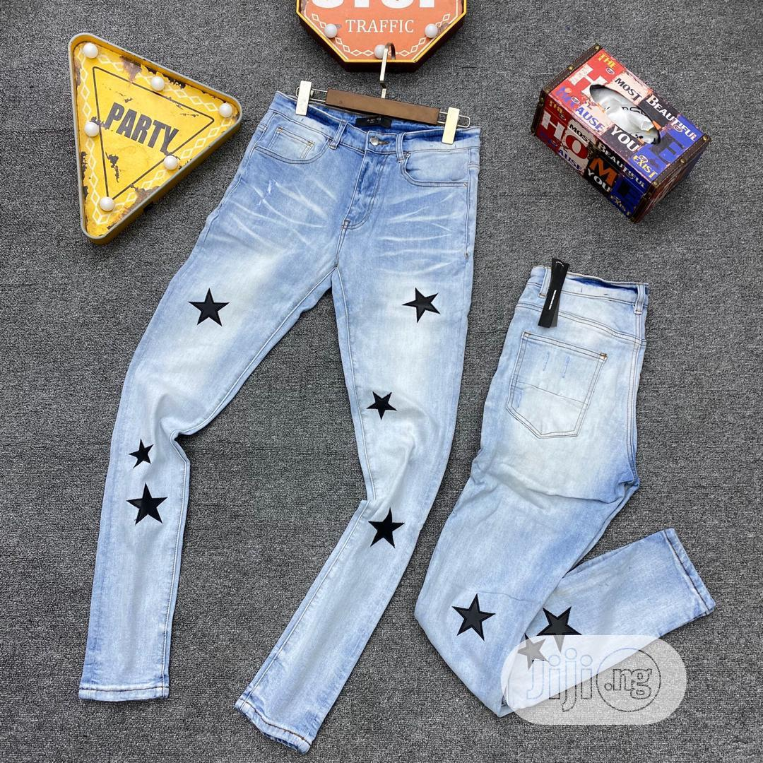 Amiri Jeans   Clothing for sale in Lagos Island, Lagos State, Nigeria