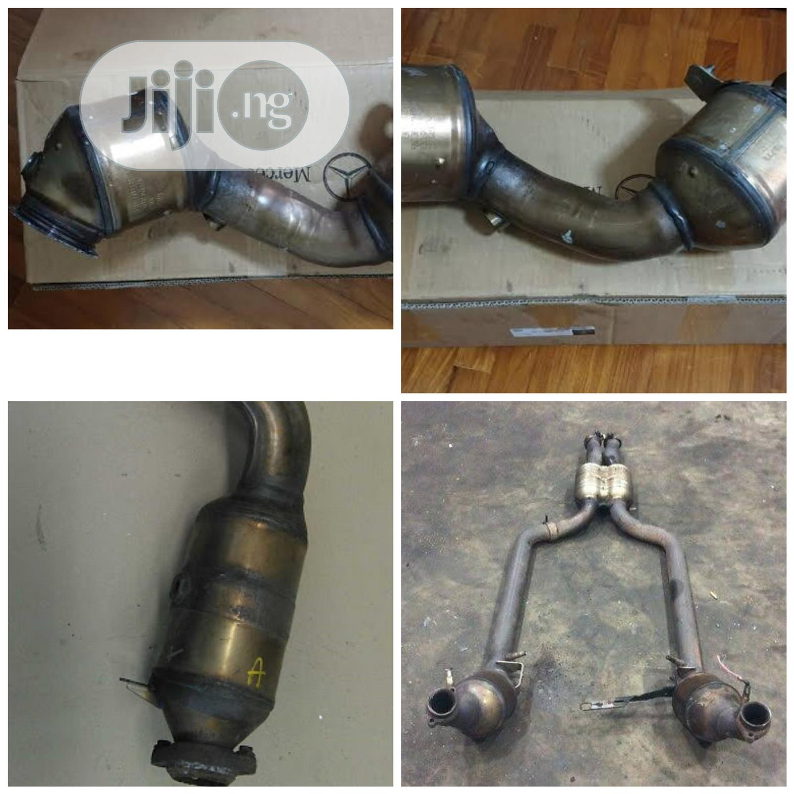 Mercedes Benz Catalytic Converter