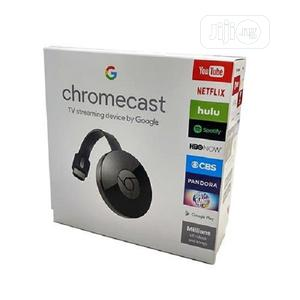 Google Chromecast Mobile Phone to TV Streaming | Accessories & Supplies for Electronics for sale in Lagos State, Ikeja