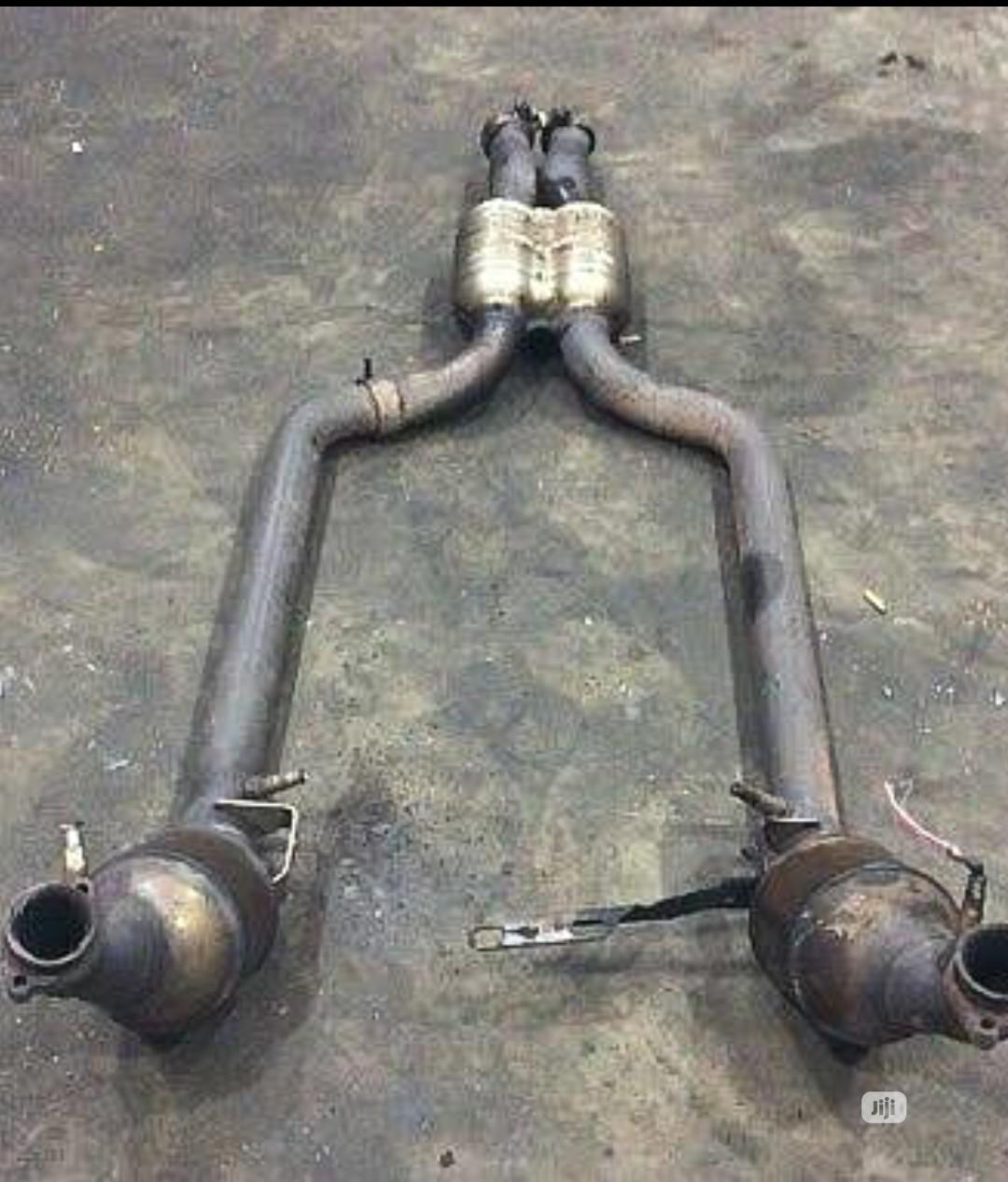 Mercedes Benz Catalytic Converter | Vehicle Parts & Accessories for sale in Surulere, Lagos State, Nigeria