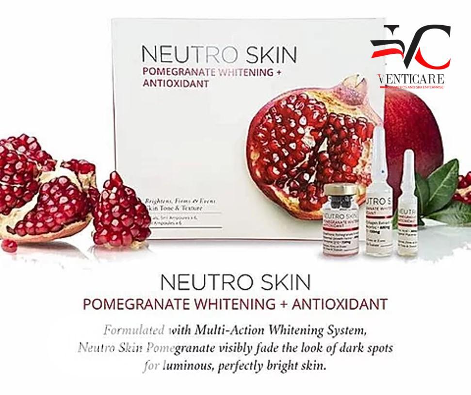 Neutro Skin Pomegranate Whitening Antioxidant IV Injection